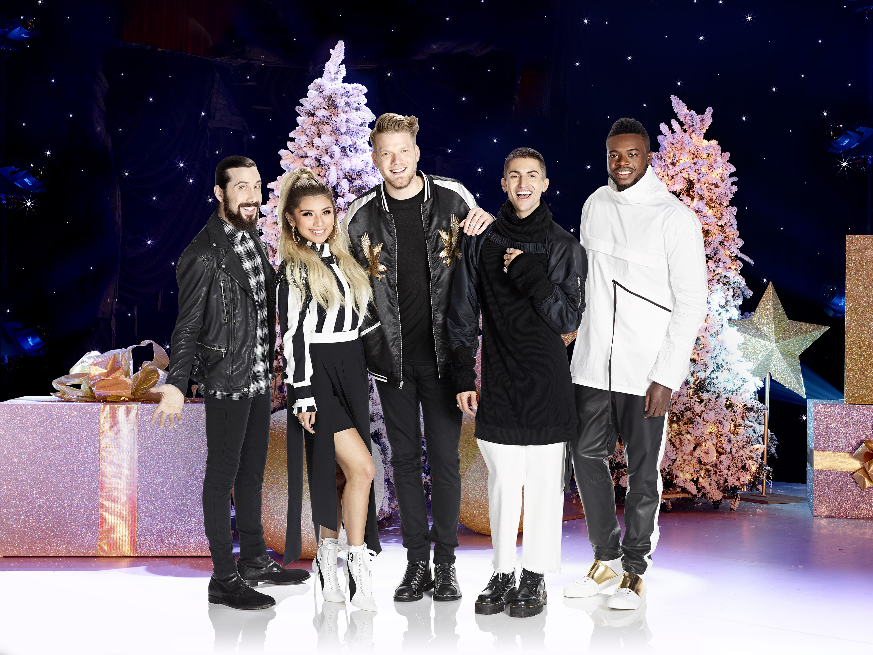 On the Charts: Pentatonix Close Out 2016 at Number One – Rolling Stone