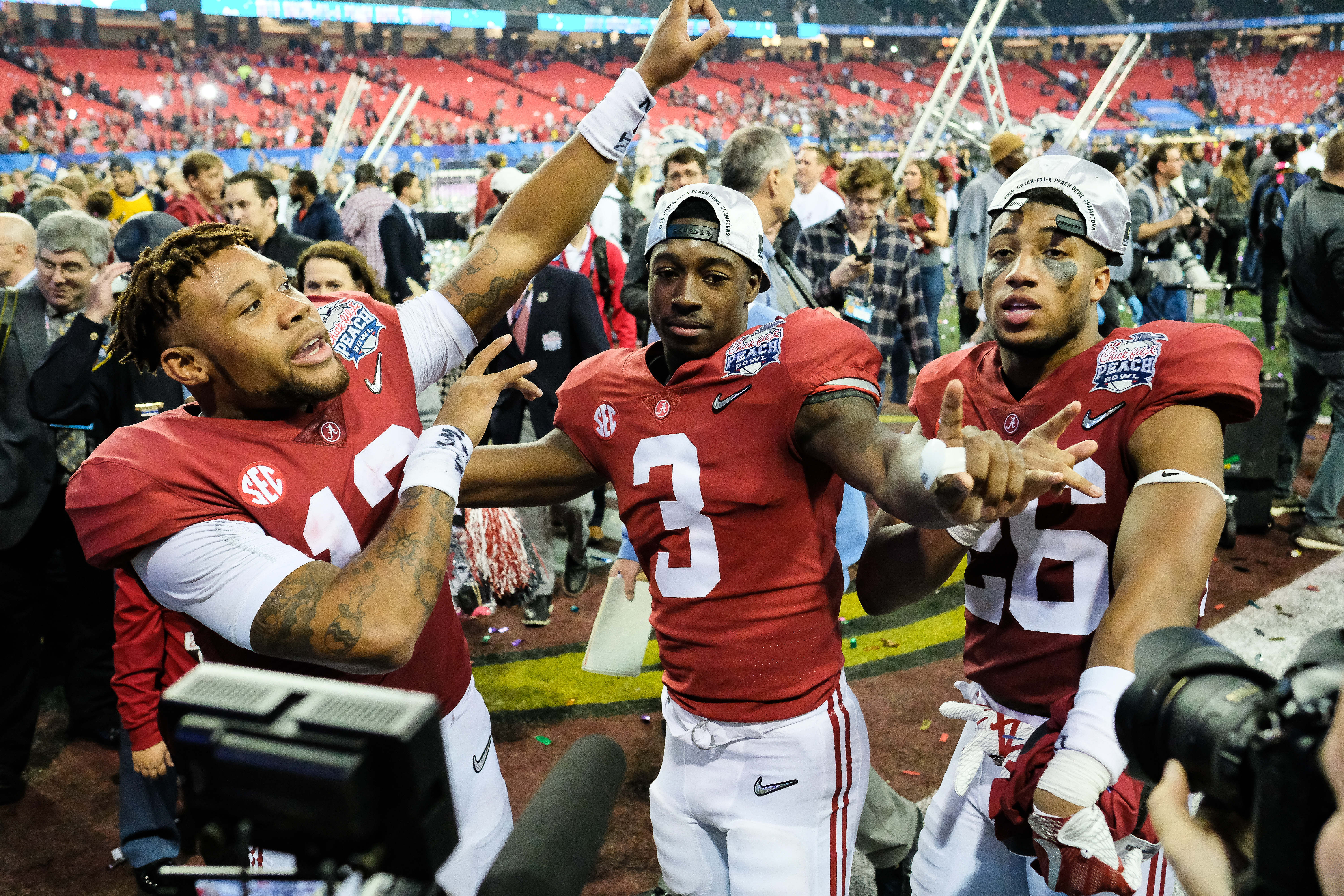 Alabama Might Have Best College Football Squad Ever ...