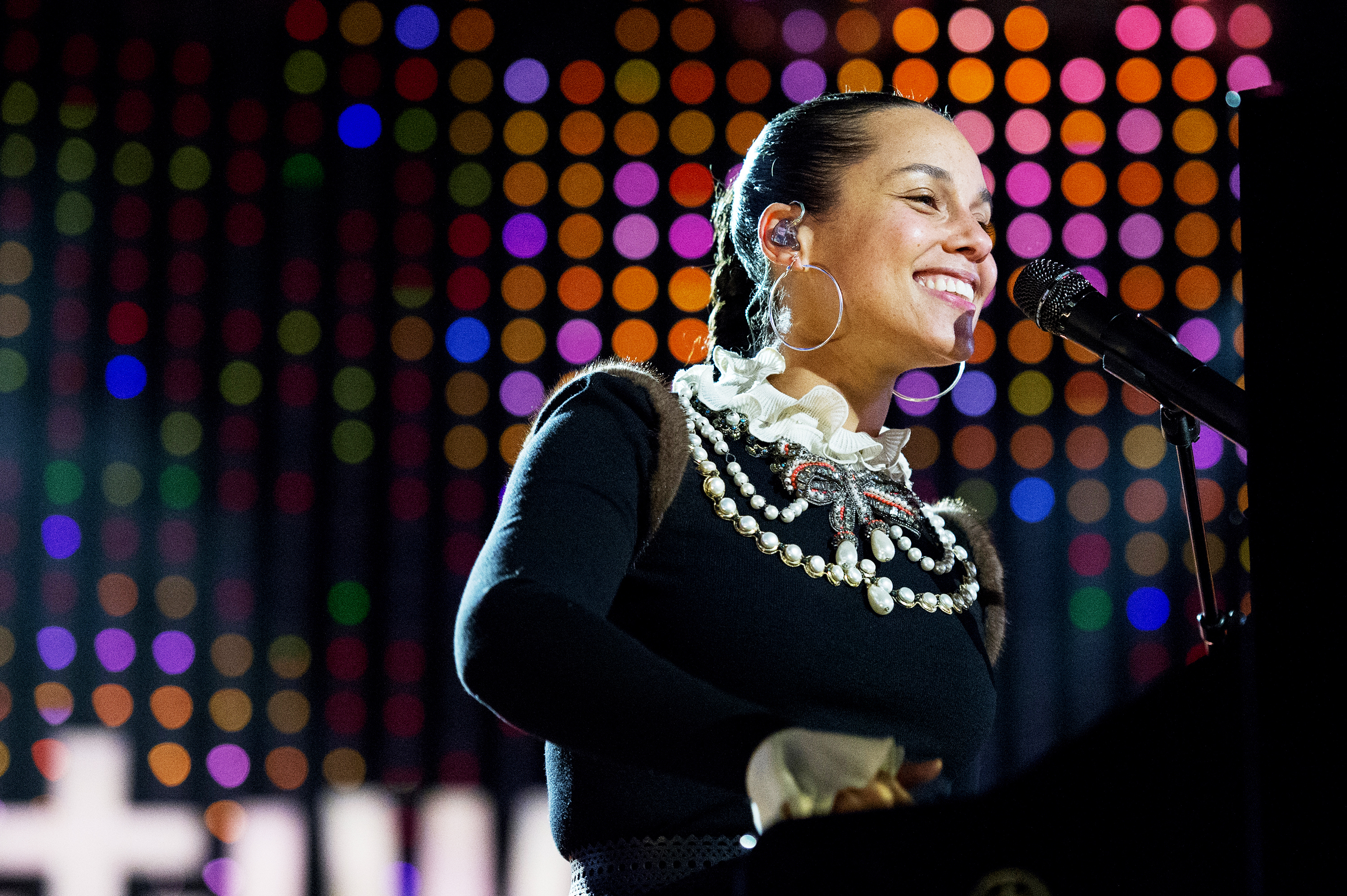 Alicia Keys Unveils Birthday Surprise With New Song and Video