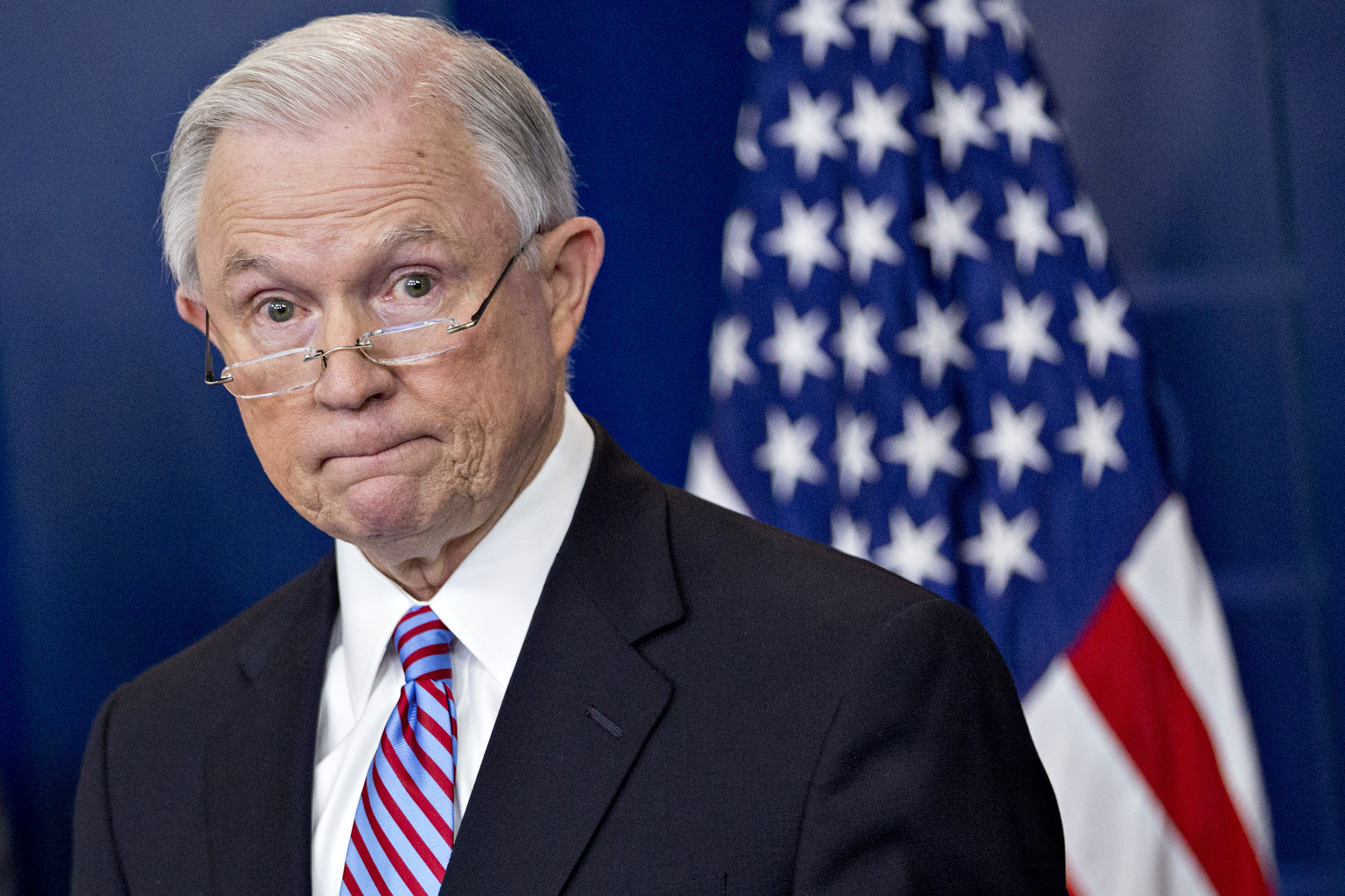 Attorney General Jeff Sessions Wants to Revive D.A.R.E. Program