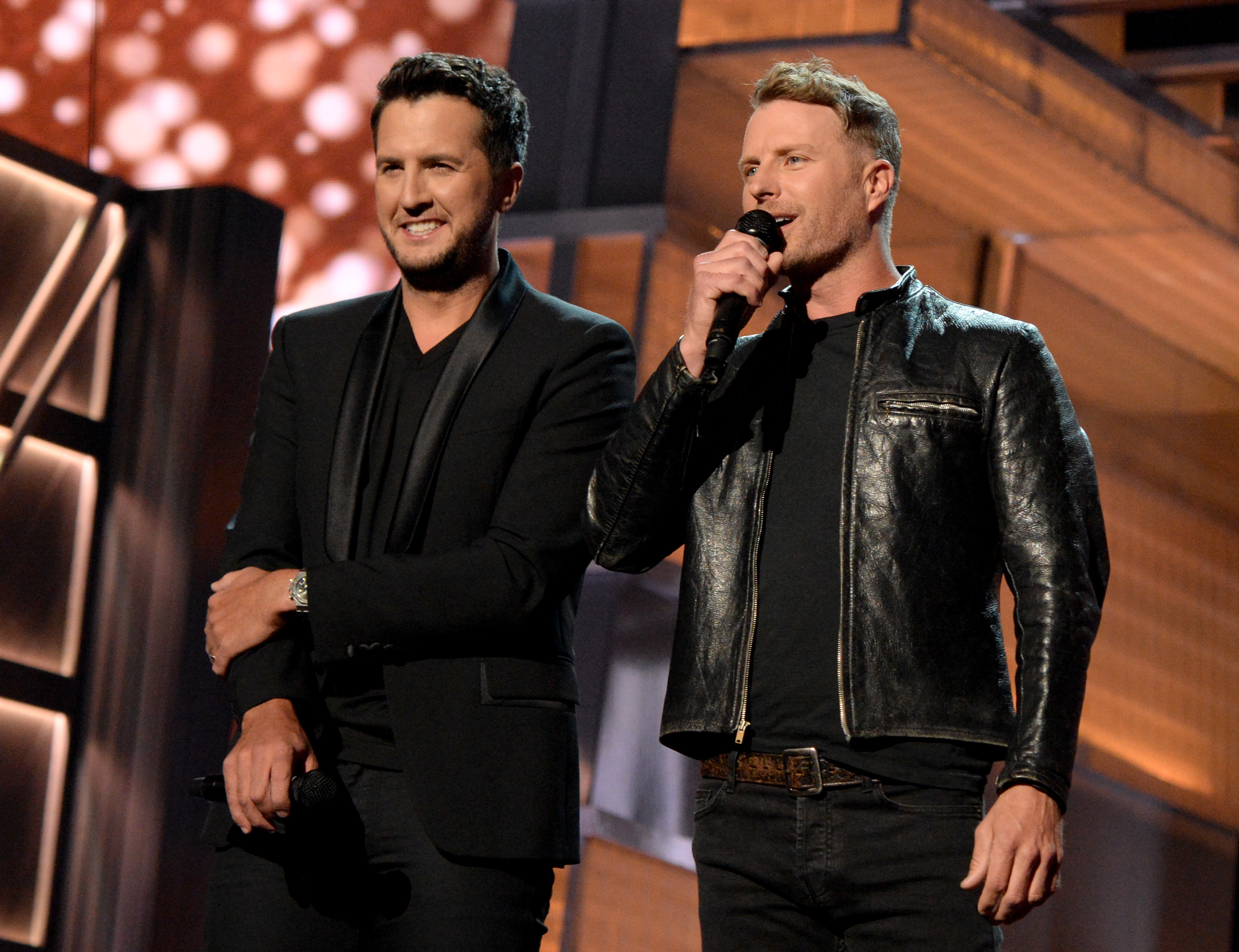 Luke Bryan and Dierks Bentley just saluted the late Merle