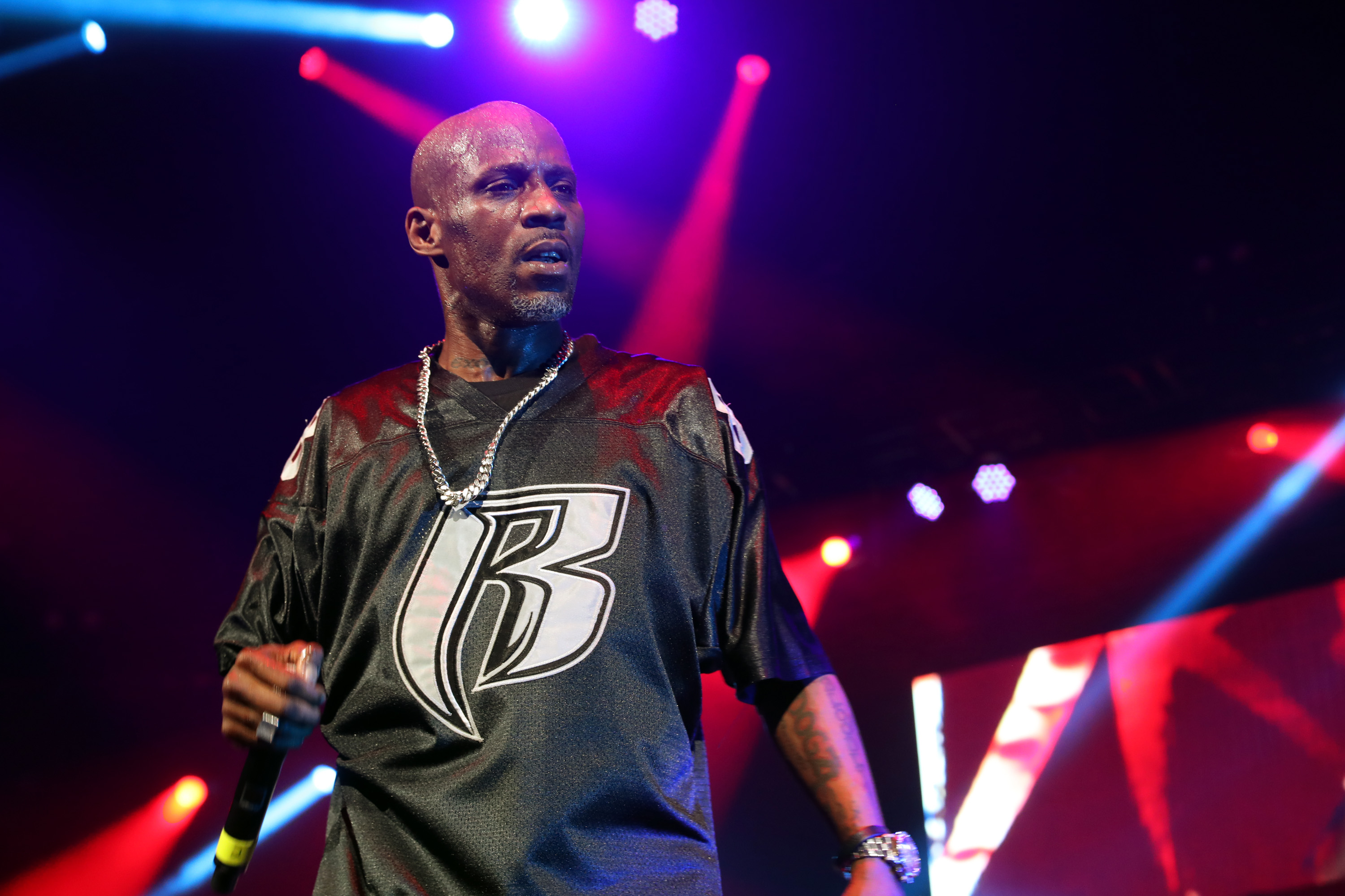 DMX Checks Into Rehab After Canceling Tour Dates – Rolling Stone