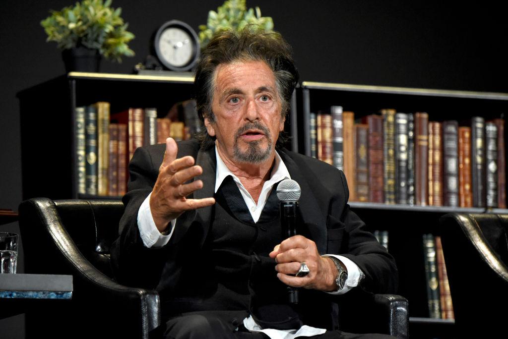 Al Pacino to Play Penn State Coach Joe Paterno in HBO Biopic