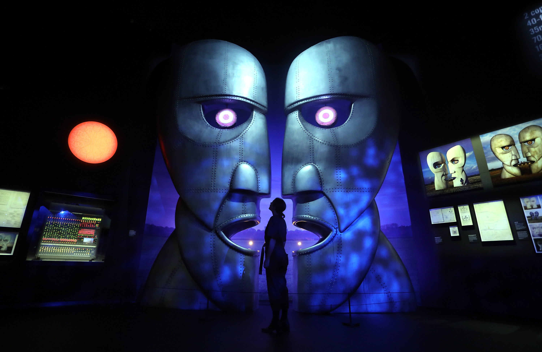 Inside Pink Floyd S Immersive New Museum Exhibit Rolling