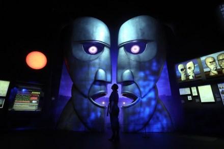 Inside Pink Floyd's Immersive New Museum Exhibit