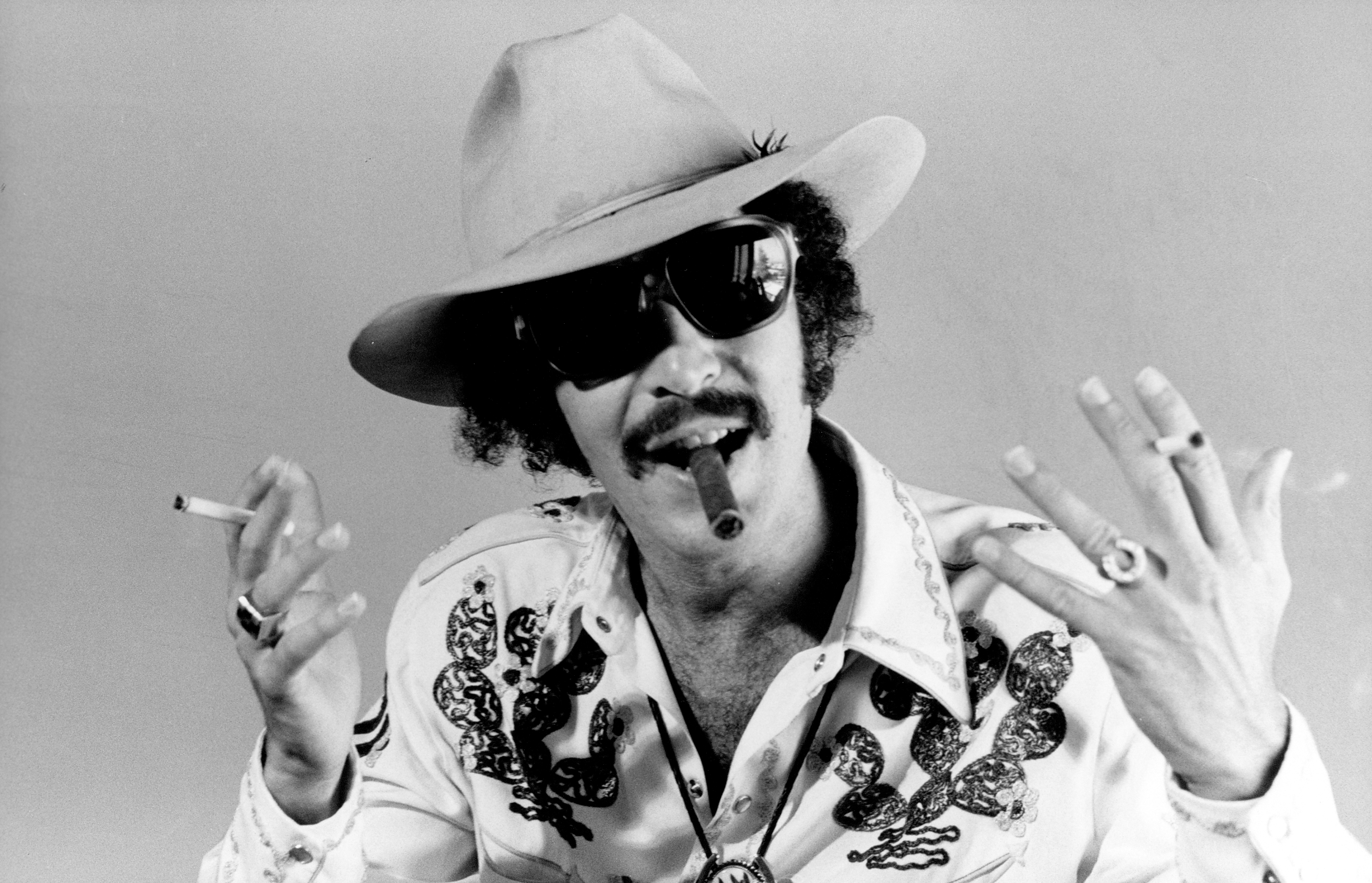 New Kinky Friedman Book A Wild Party With Bob Dylan Rolling Stone