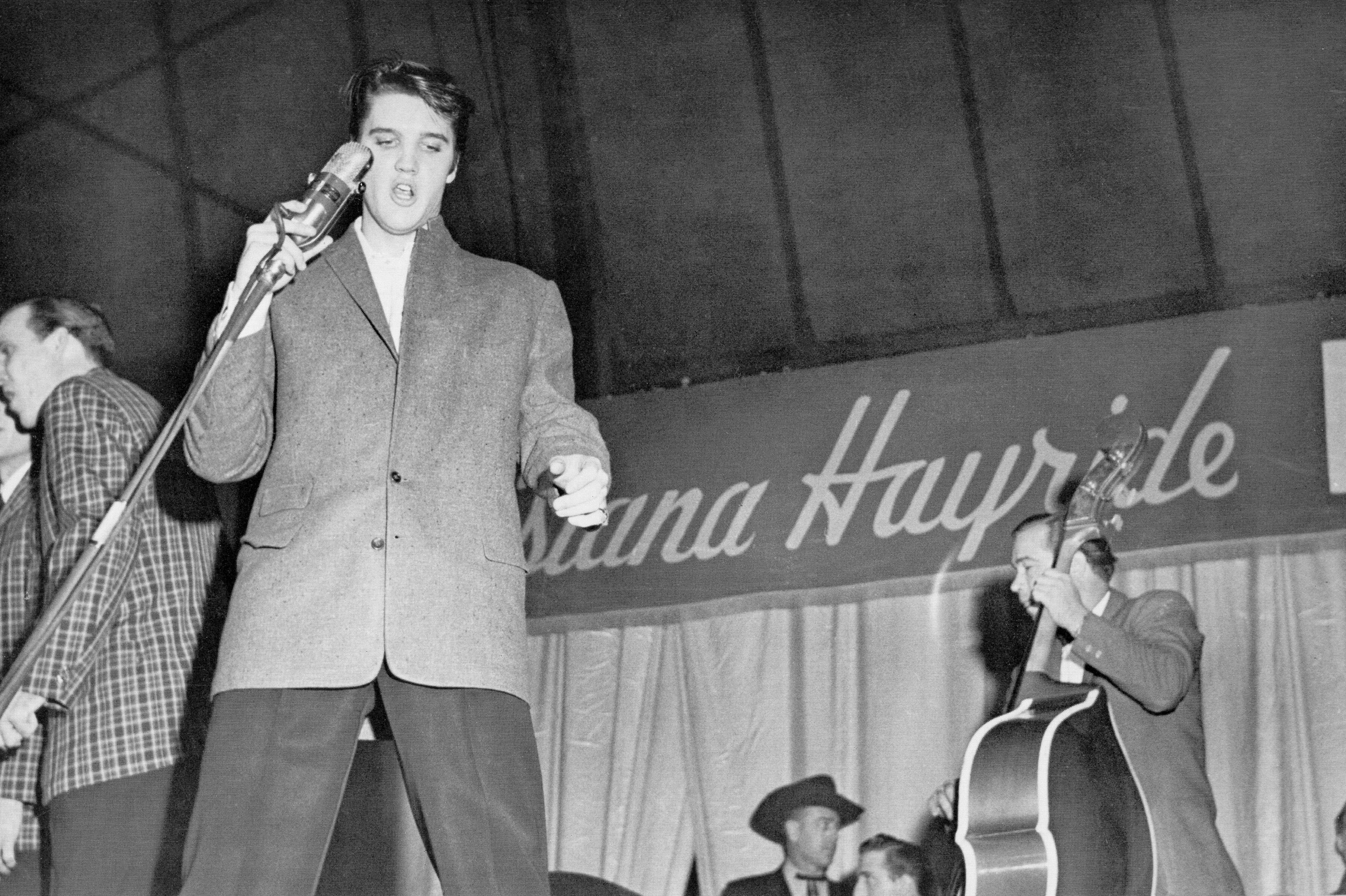 Louisiana Hayride: Inside an Eclectic New Box Set - Rolling Stone