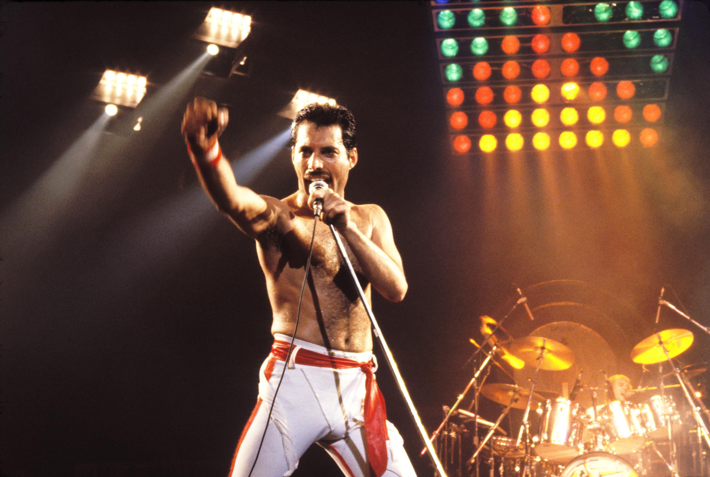 Queen gay rock band