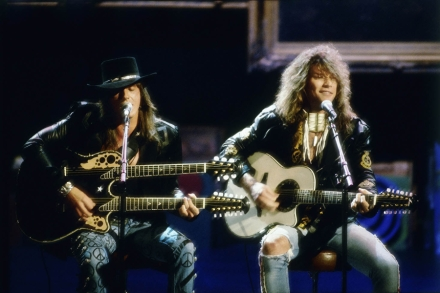 Bon Jovi: Rock and Roll Hall of Famers' Influence on Country