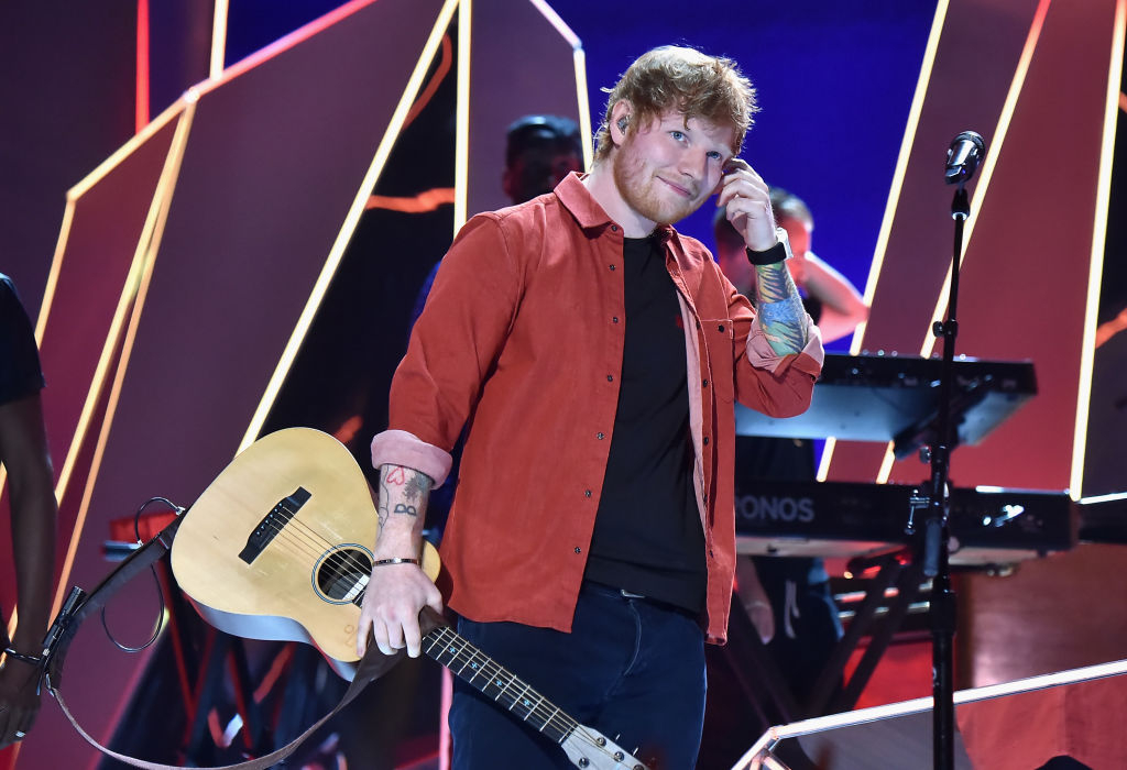 Ed Sheeran Cancels St Louis Concert Over Safety Concerns Rolling