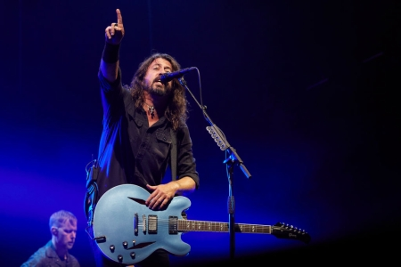 Charts Foo Fighters Stake Second Number One With New Album