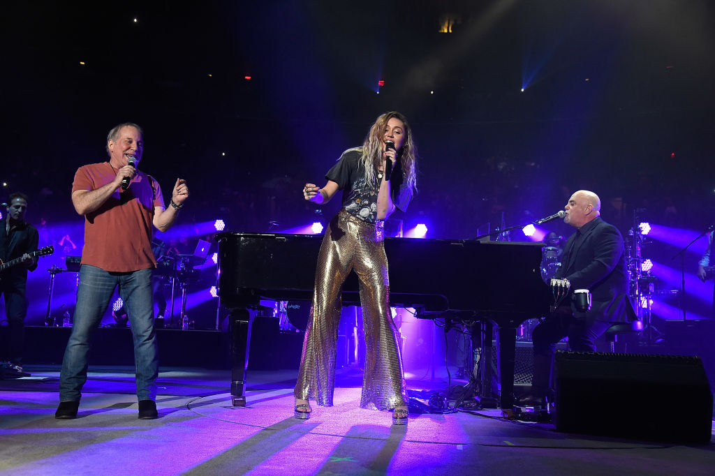Our Review Of Billy Joelu0027s Latest Madison Square Garden Gig, Which Featured