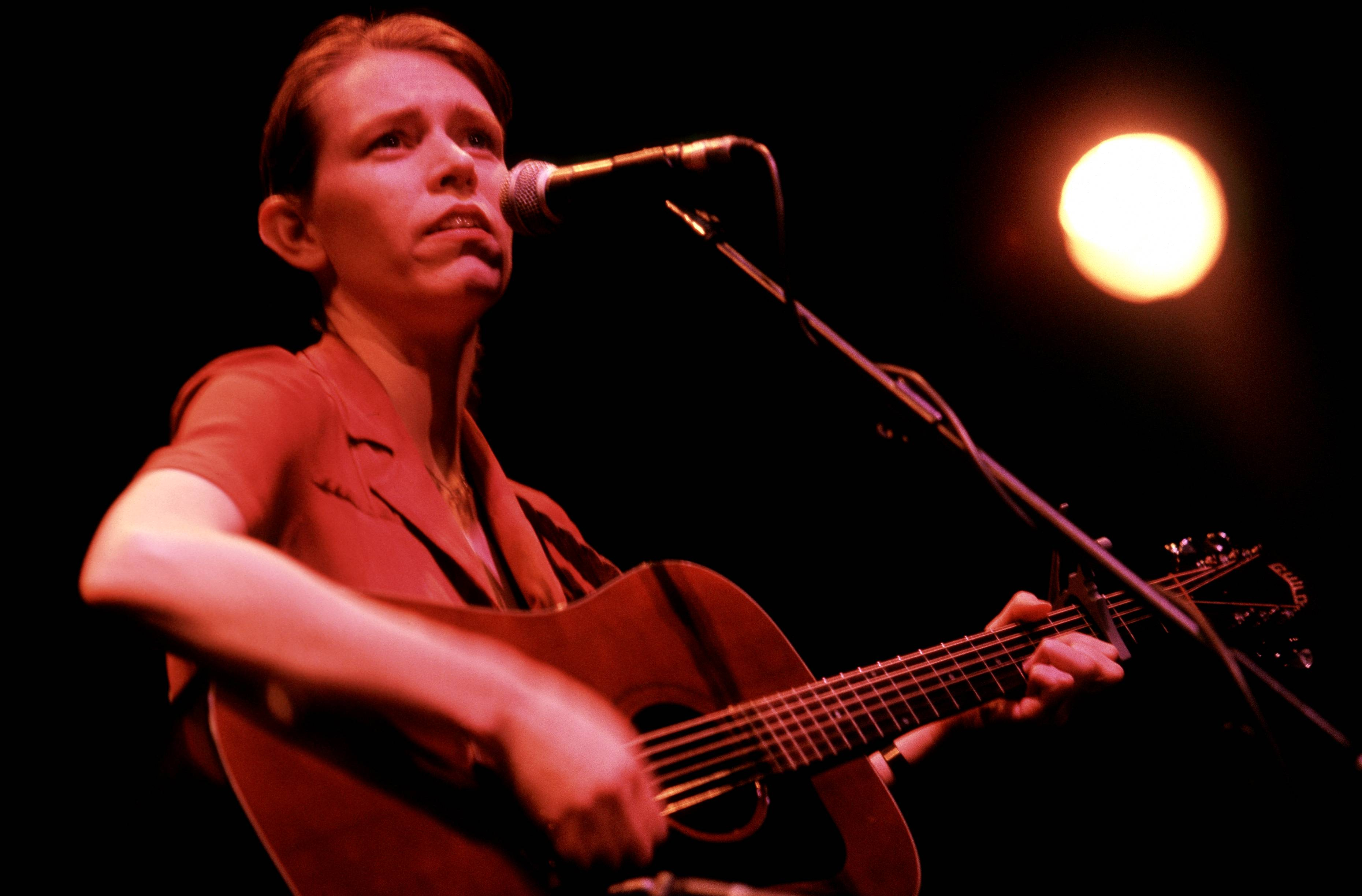 How Gillian Welch Made An Americana Touchstone In Revival