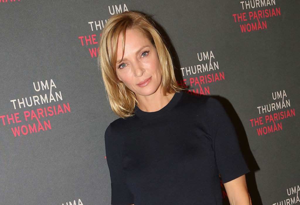 877abfd9 Uma Thurman detailed a pair of assaults she experienced during meetings  with Harvey Weinstein in a new interview.
