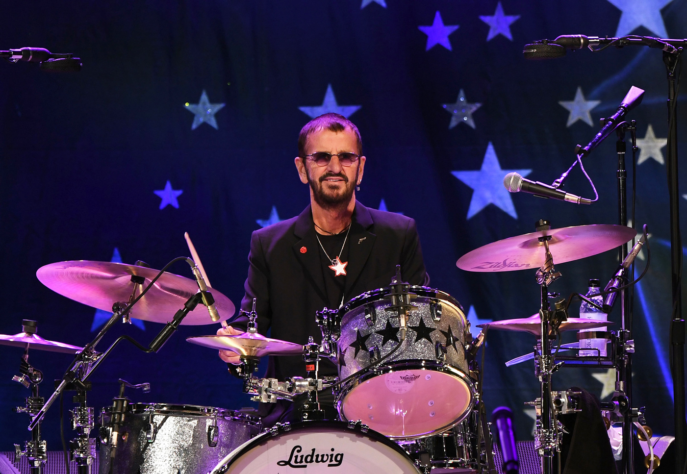Ringo Starr Adds US Dates To All Band Tour