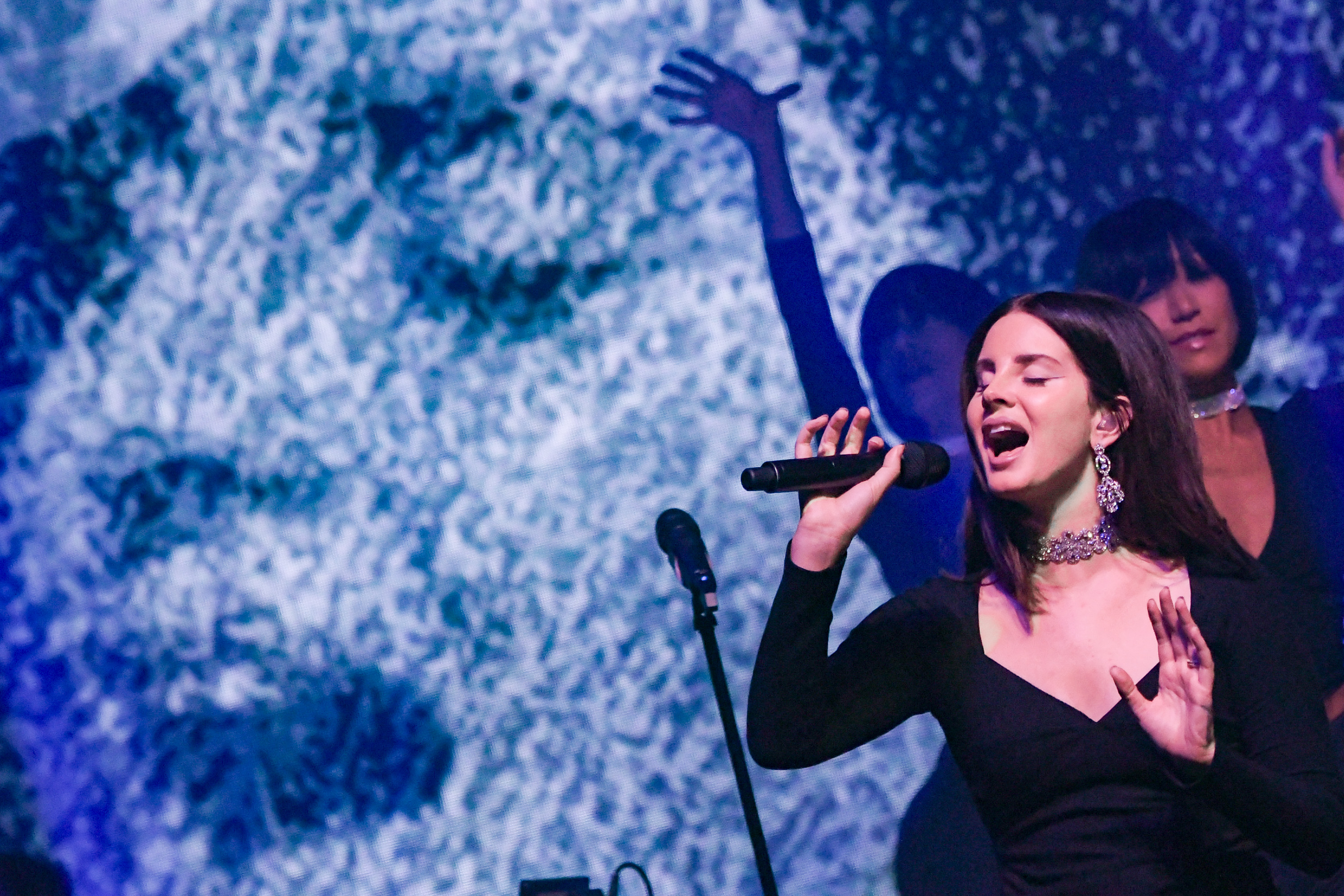 Lana Del Rey Defends Israel Performance: 'Music Is Universal?