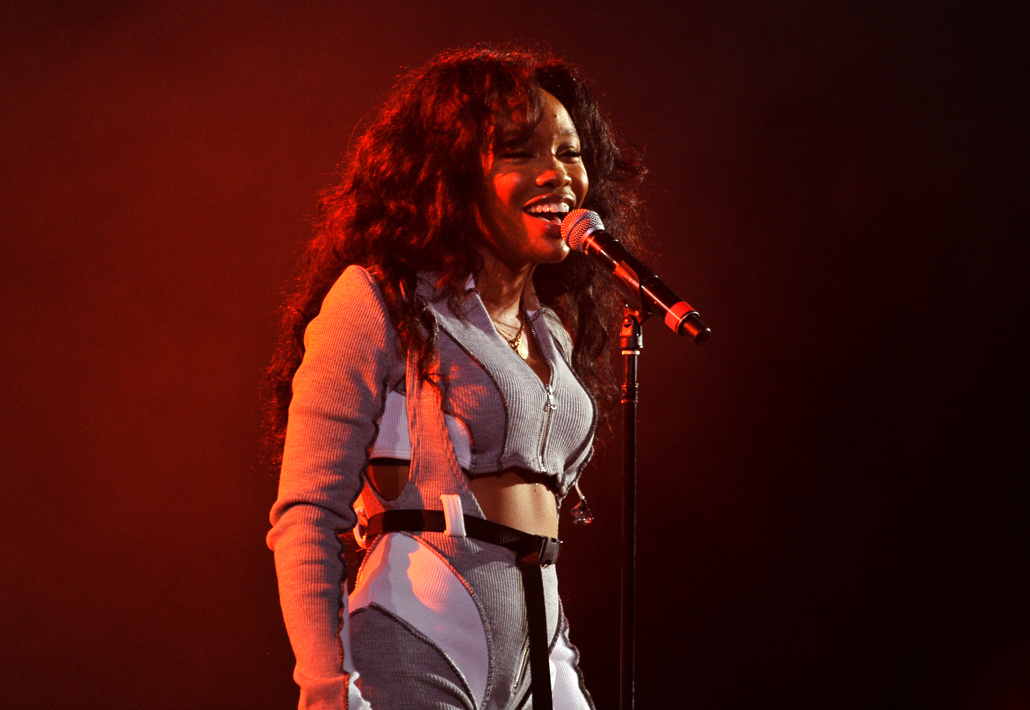 Hear SZA, SAINt JHN Fall in Love on 'Just For Me'