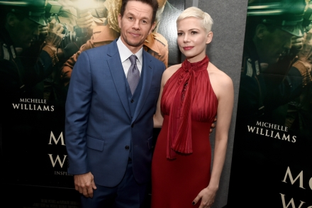 Michelle Williams Paid Less Than 'Money' Co-Star Mark Wahlberg
