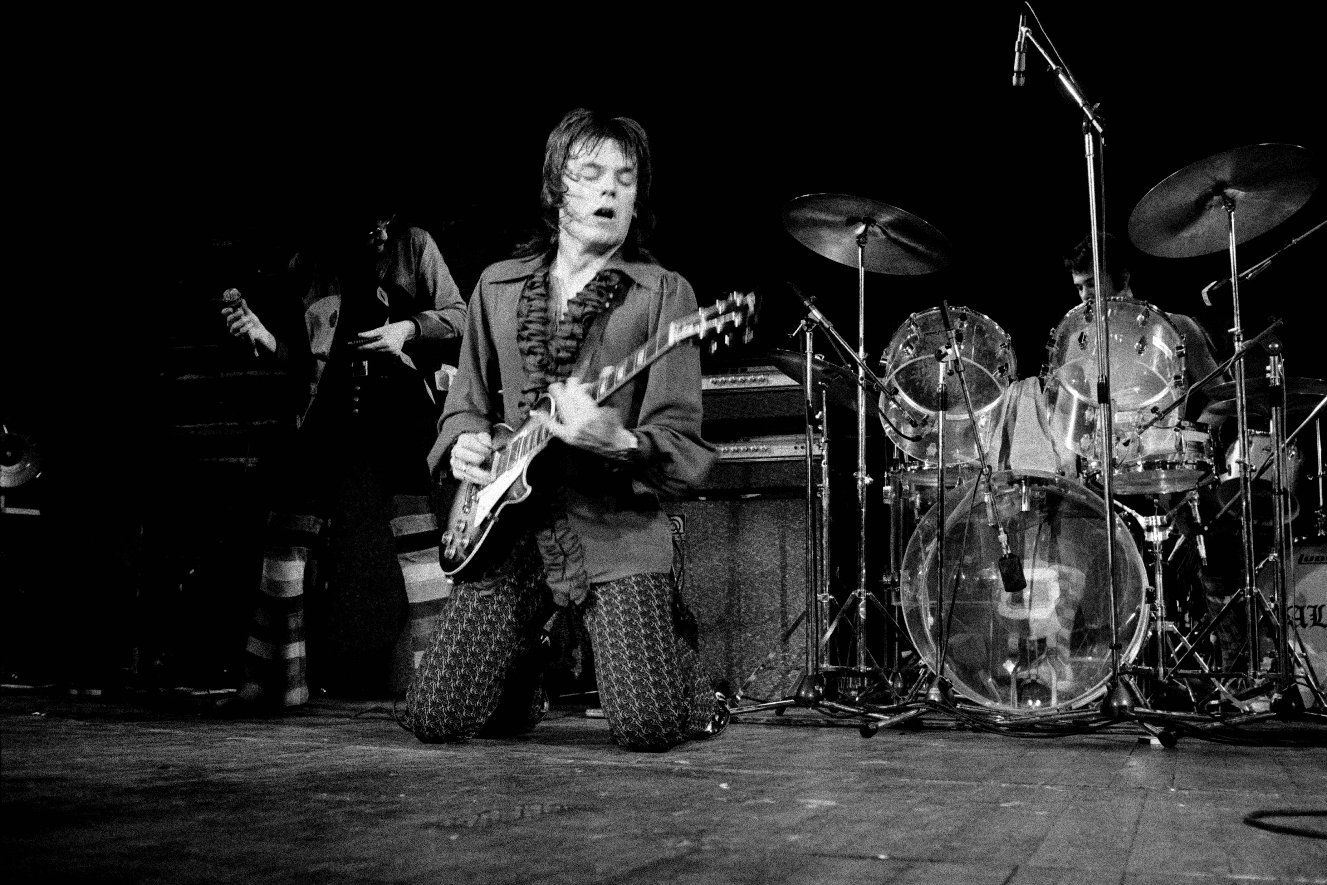 Guitarist J Geils Dead At 71 Rolling Stone