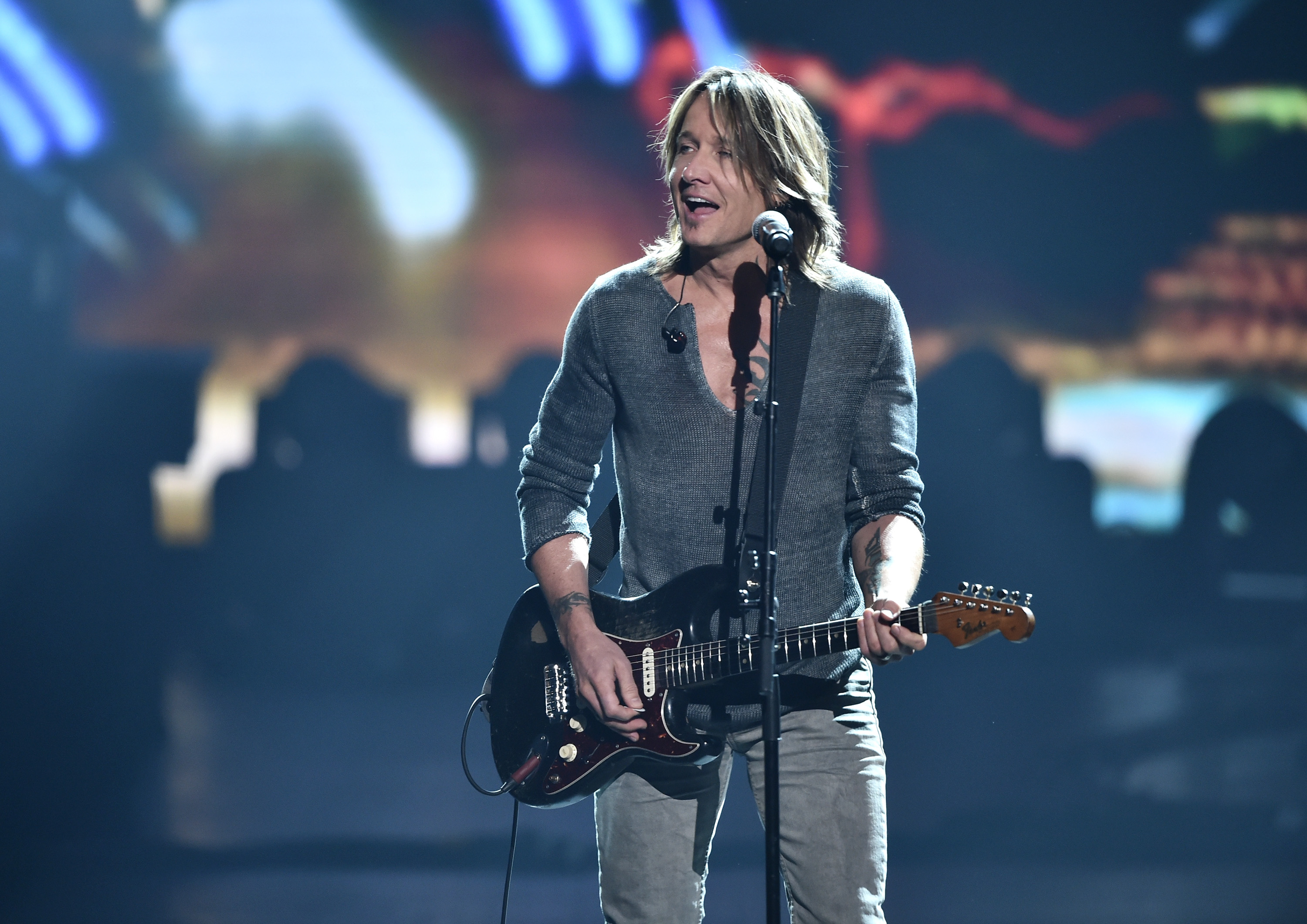 Hear Keith Urban Revamp A Haggard Riff In New Song Coming Home