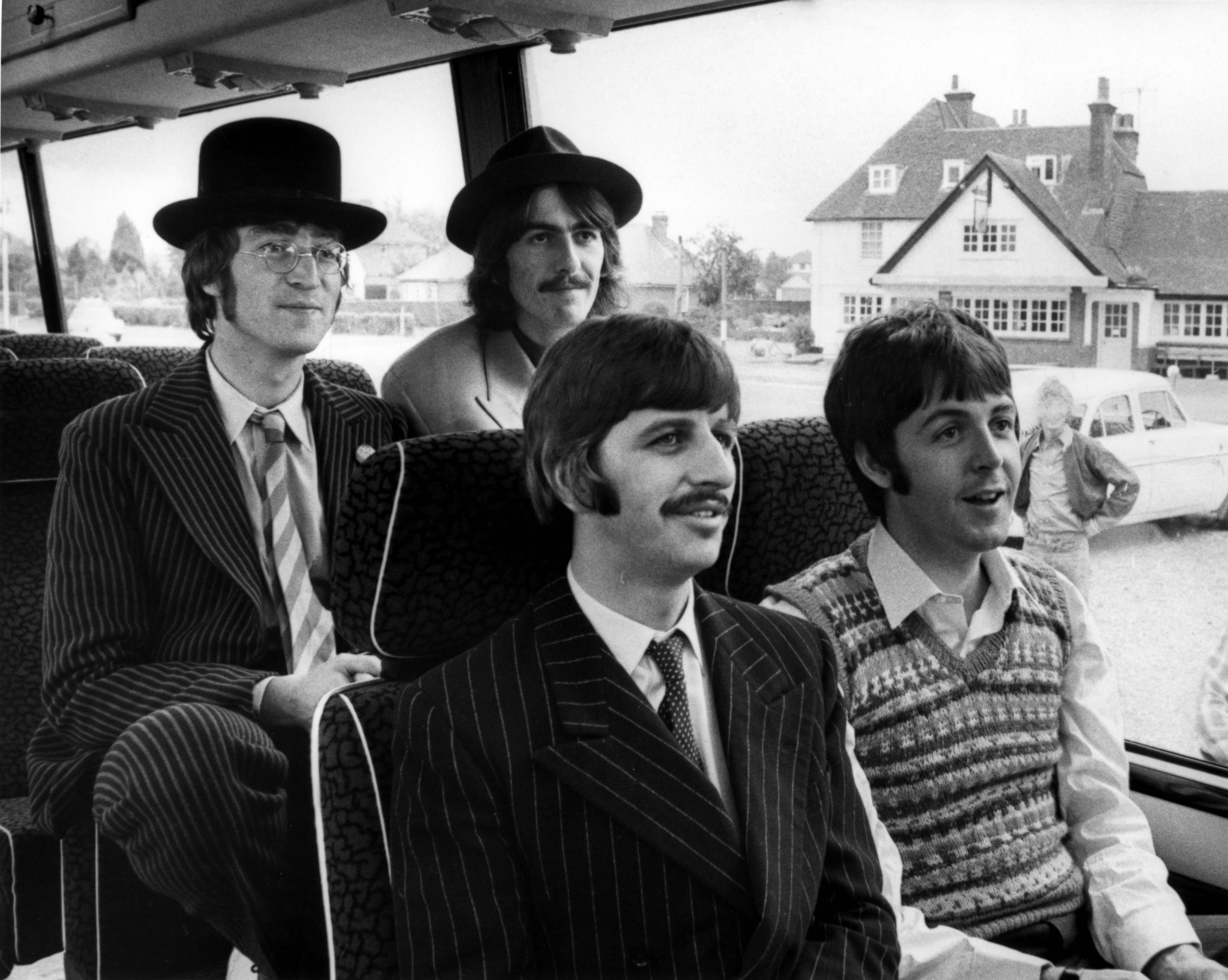 2351dc99a5e3 Magical Mystery Tour': Inside Beatles' Psychedelic Album Odyssey ...