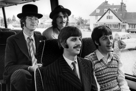 Magical Mystery Tour Inside Beatles Psychedelic Album Odyssey Rolling Stone