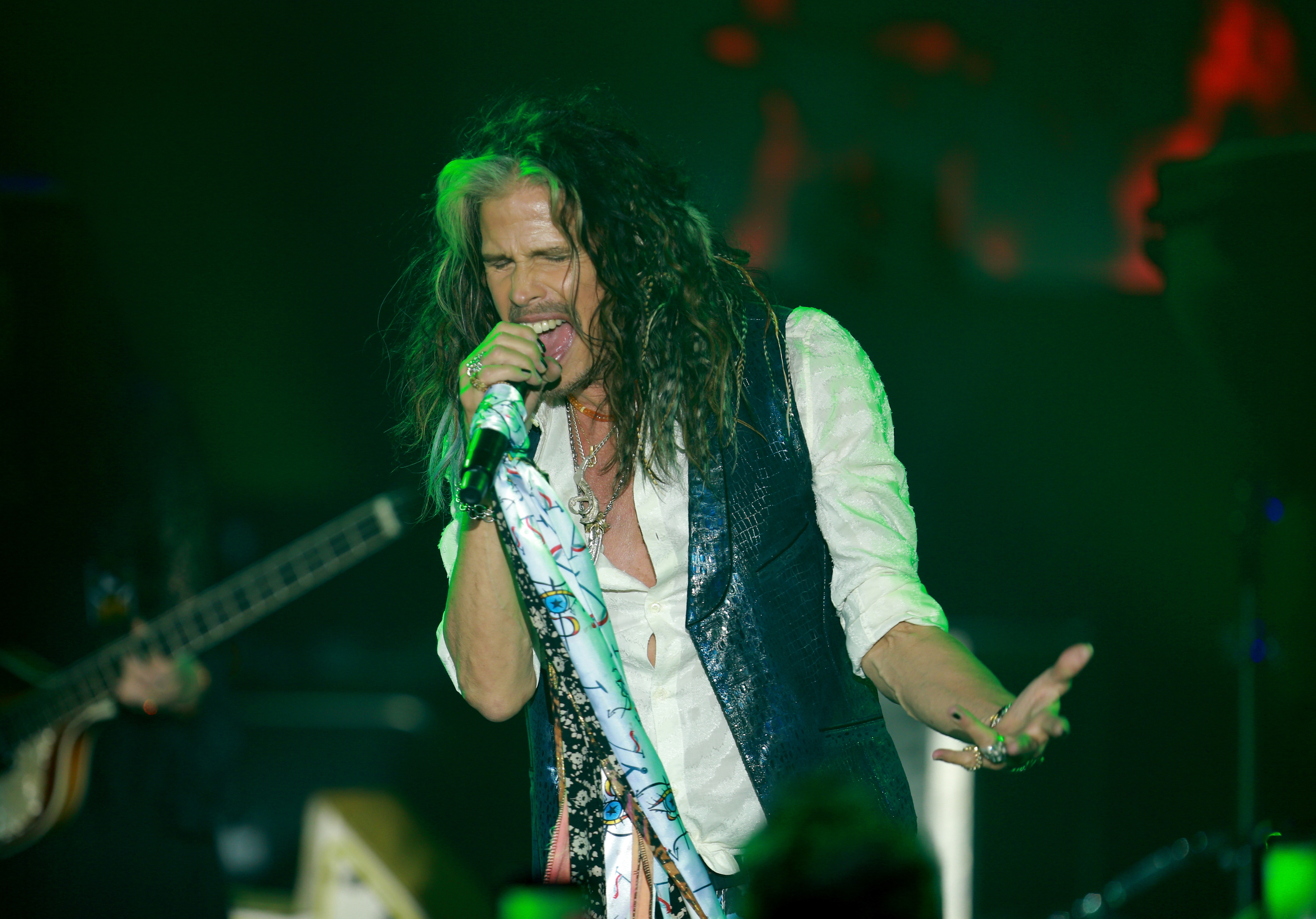 4e986ea252b6 Steven Tyler will launch a summer solo tour in Nashville on May 12th.