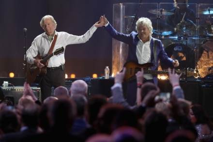 Read Moody Blues' Rock and Roll Hall of Fame Induction Speeches