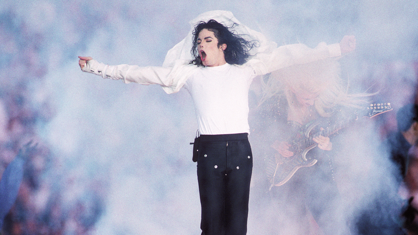 Flashback: Michael Jackson Reclaims Pop Throne 1993 Super