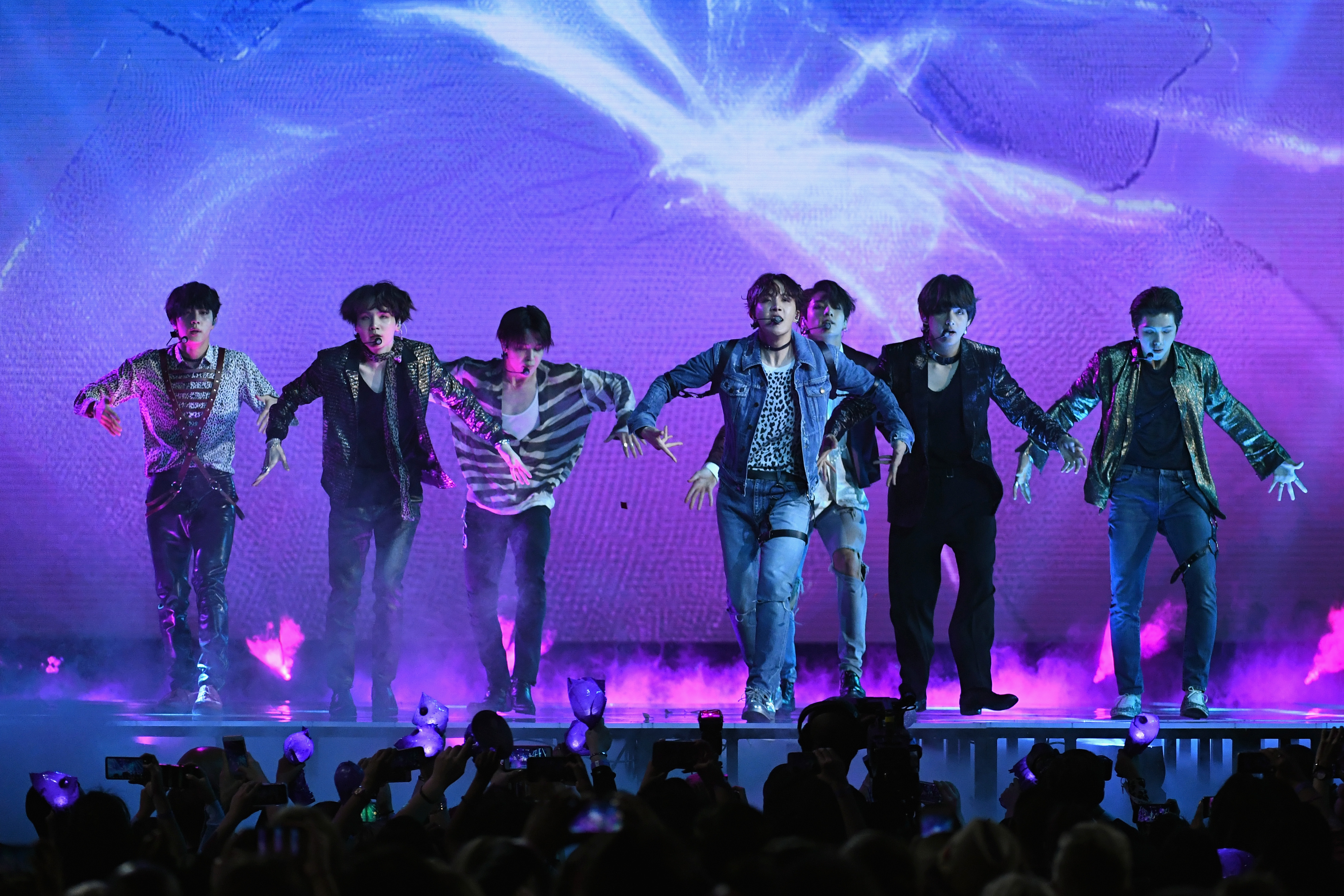 BBMAs: Watch BTS Perform New Song 'Fake Love' – Rolling Stone