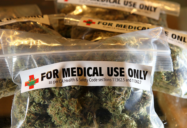 Congress Ties Jeff Sessions' Hands on Medical Marijuana