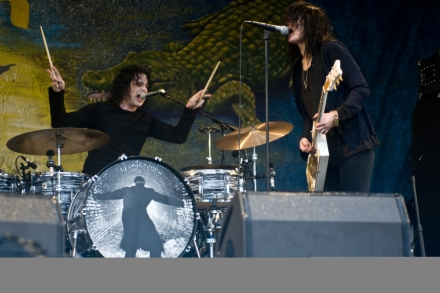 Dead Weather Detail First Live LP, Concert Film – Rolling Stone
