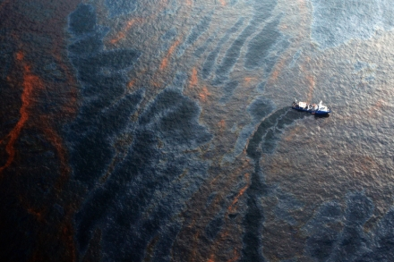 The Ghost of the Deepwater Horizon Returns – Rolling Stone