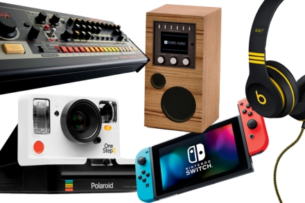 Holiday Gift Guide 2017: Tech, Gadgets for Music Fans, More