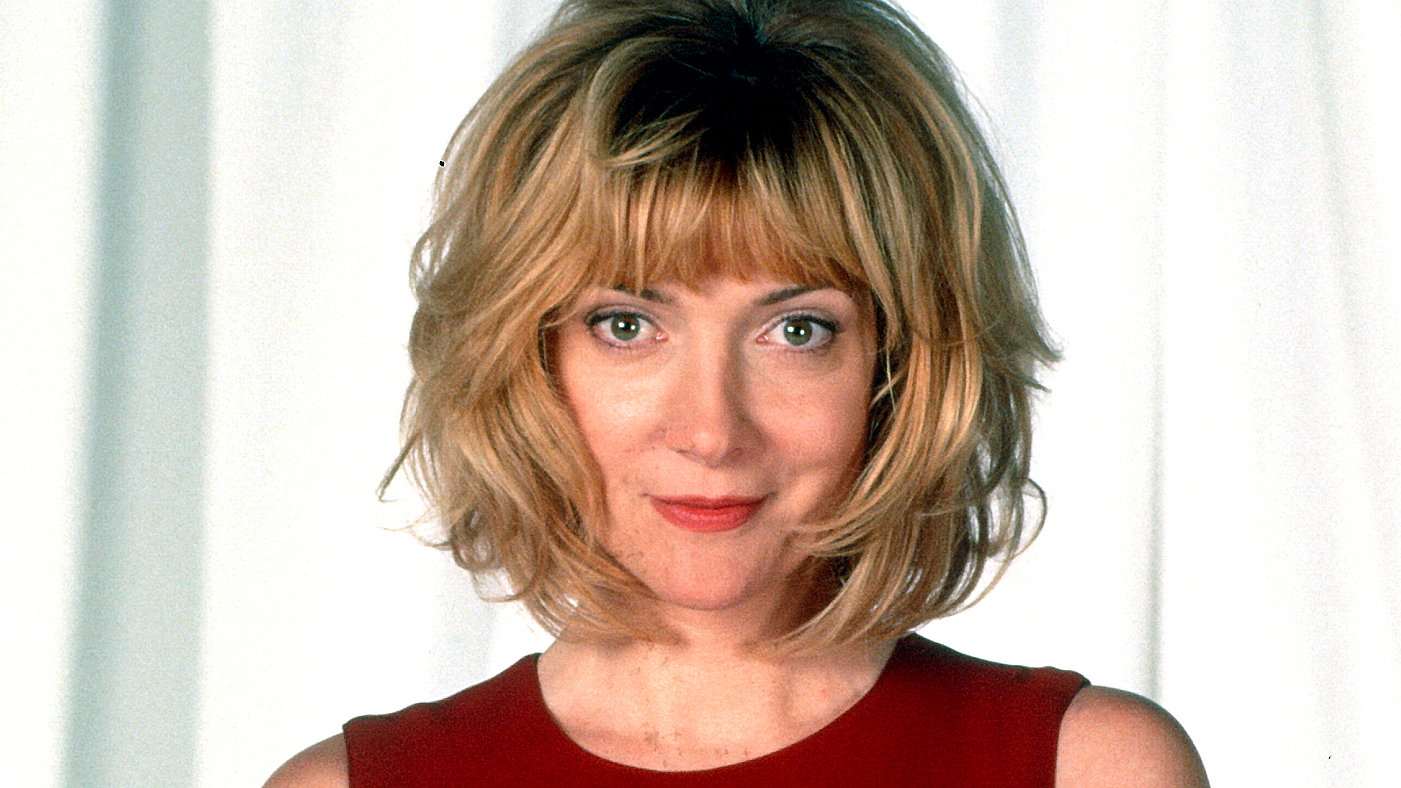 Glenne Headly future man