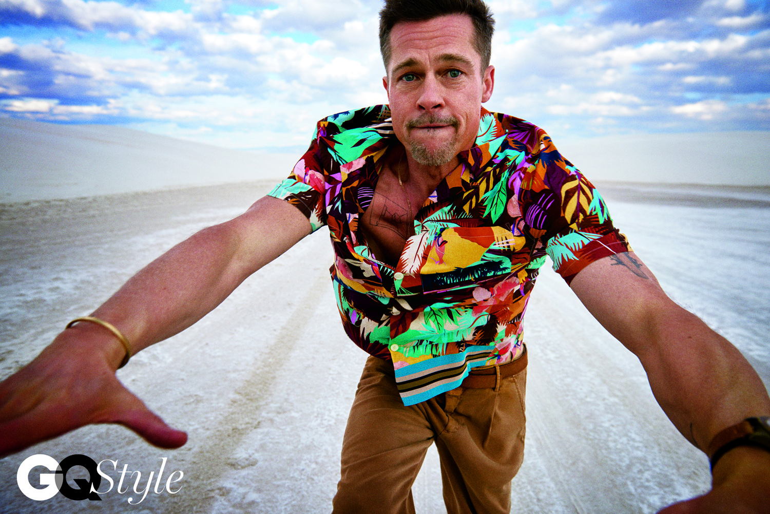 Brad Pitt's Revealing Interview: 5 Things We Learned