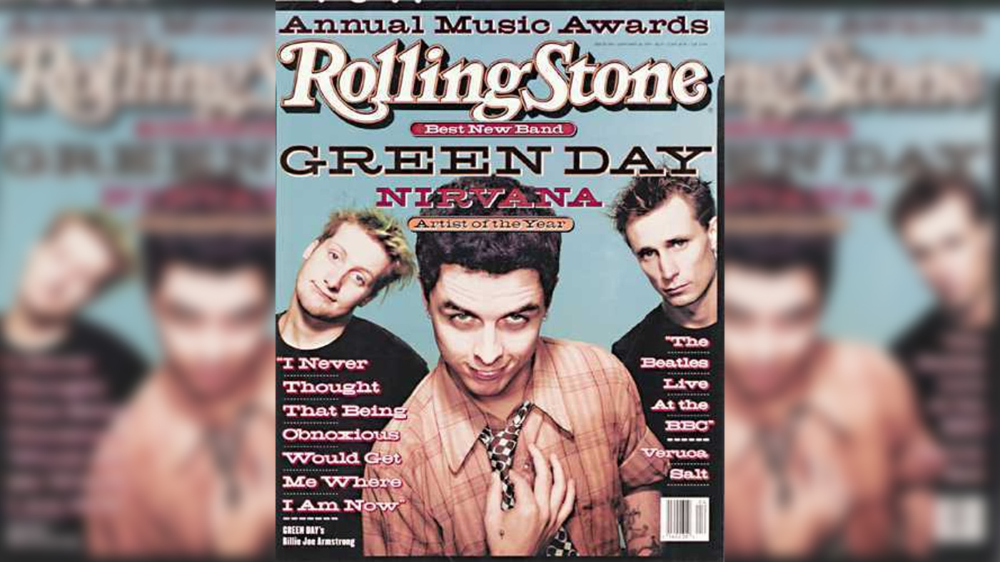 Green Day: Best New Band – Rolling Stone