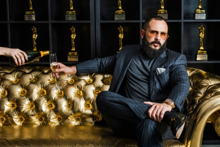 Versace and Gold: Meet the Director Turning Porn Into High Art