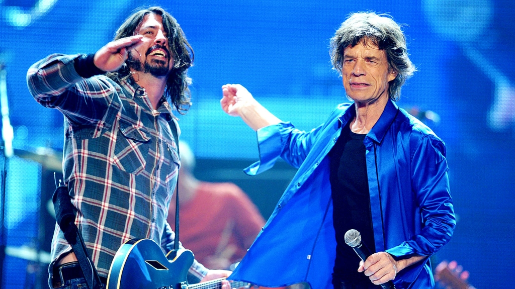 Dave Grohl, Lars Ulrich Swap McCartney, Jagger Stories - Rolling Stone
