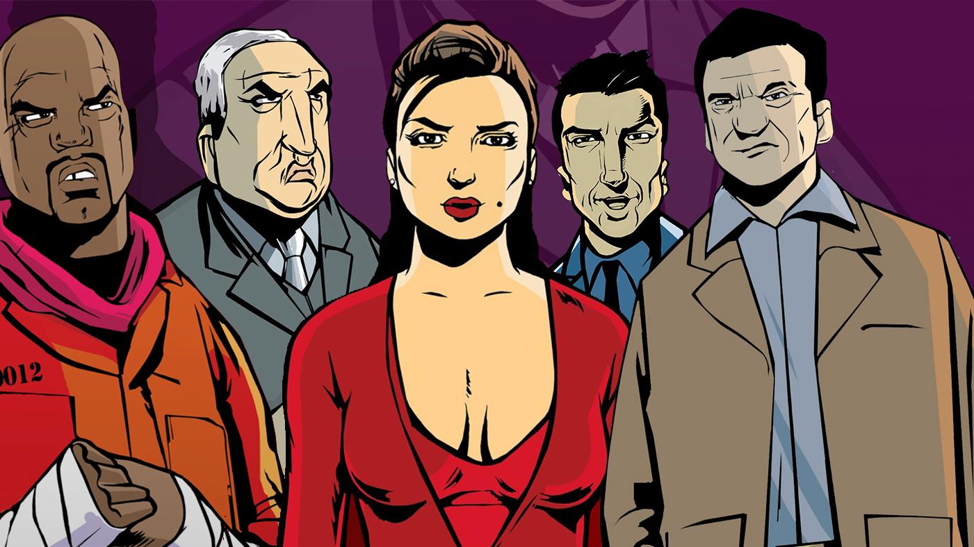Grand Theft Auto III': Meet Voice Actors of Legendary Game – Rolling