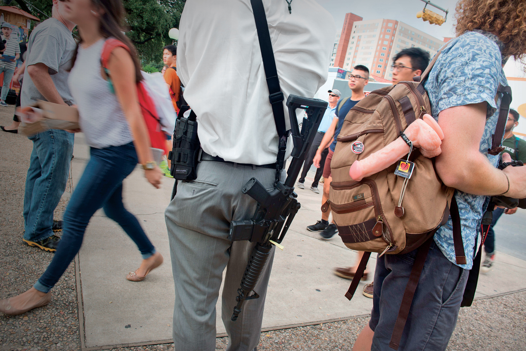 Inside the Fight Over Guns on Campus – Rolling Stone 656abf1db9