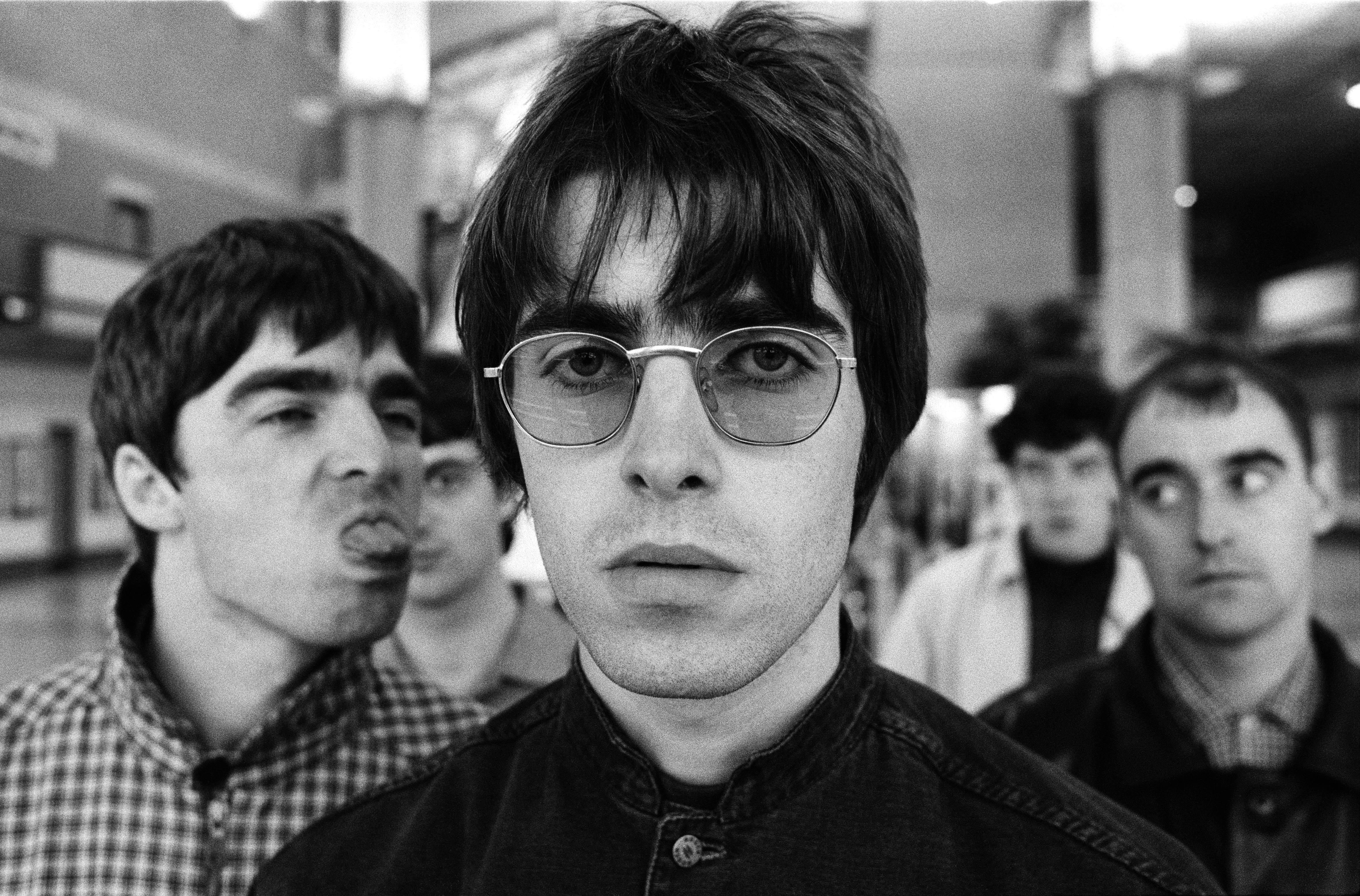 7f265d0bbd Liam Gallagher vs. Noel Gallagher  Inside Oasis Beef History – Rolling Stone