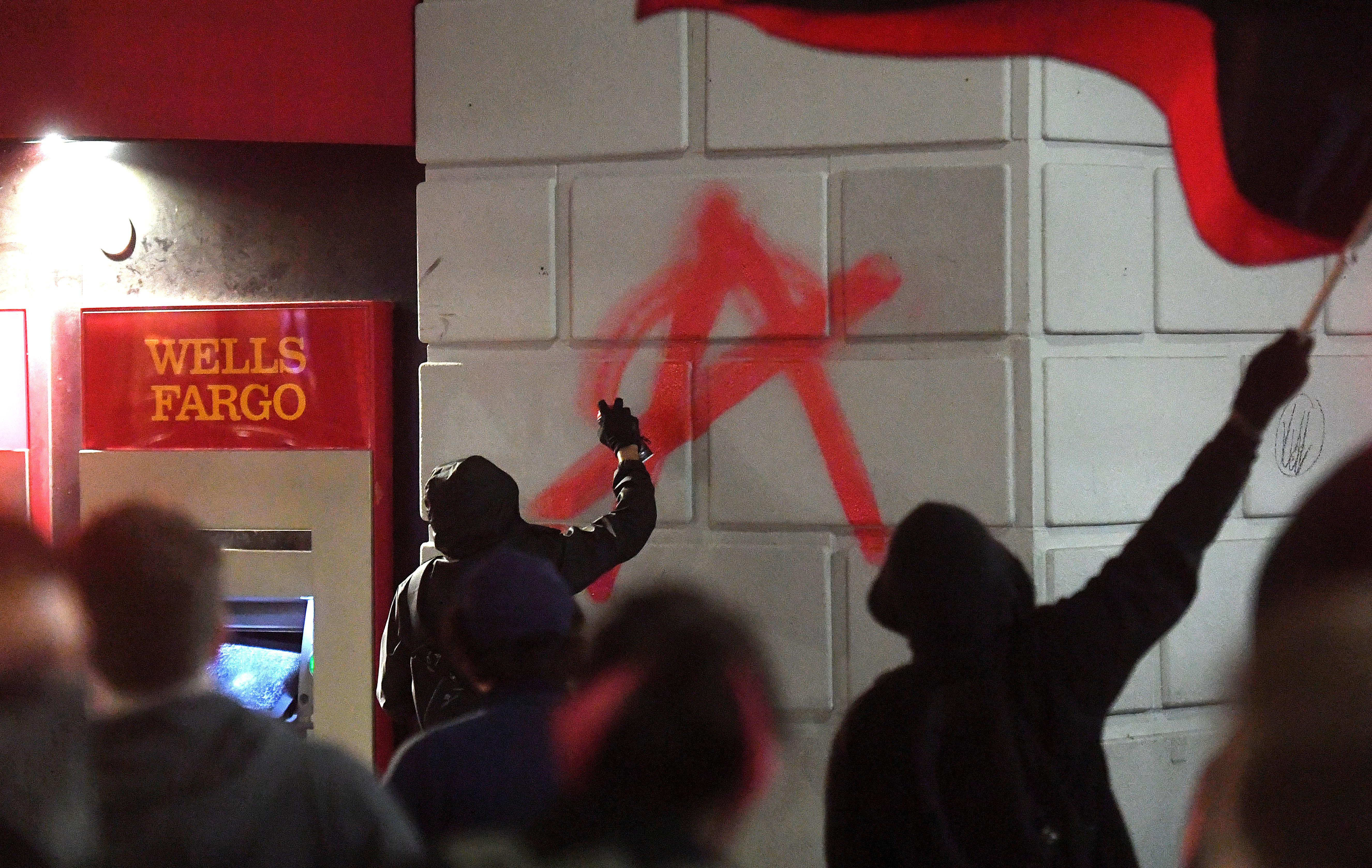 Berkeley Riots: Inside the Campus