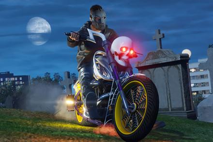 Rolling Sky Halloween Night.Destiny To Overwatch How Games Celebrate Halloween Rolling Stone