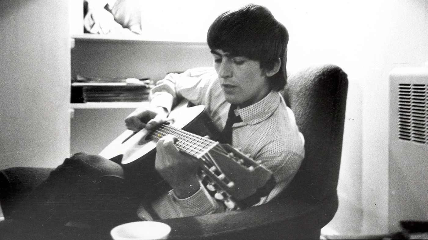 George Harrisons Greatest Musical Moments Rolling Stone