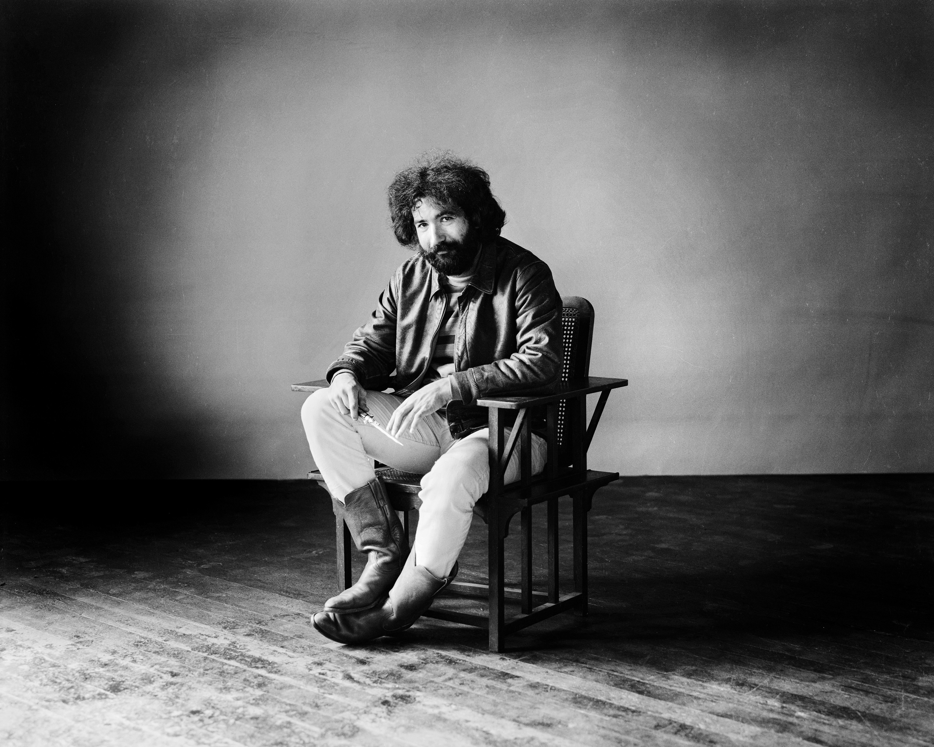 review jerry garcia s before the dead rolling stone. Black Bedroom Furniture Sets. Home Design Ideas