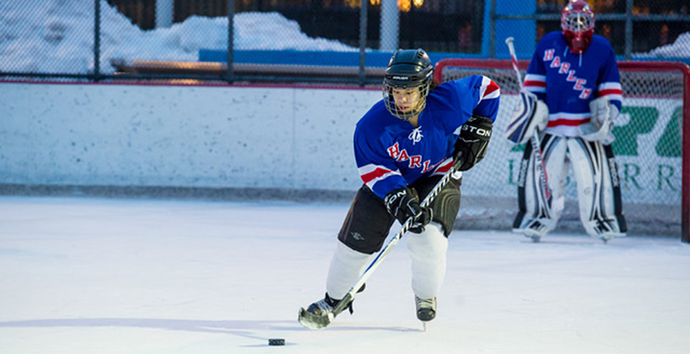 e72d5dca1 Ice Hockey in Harlem is one of the many programs the NHL has partnered with.