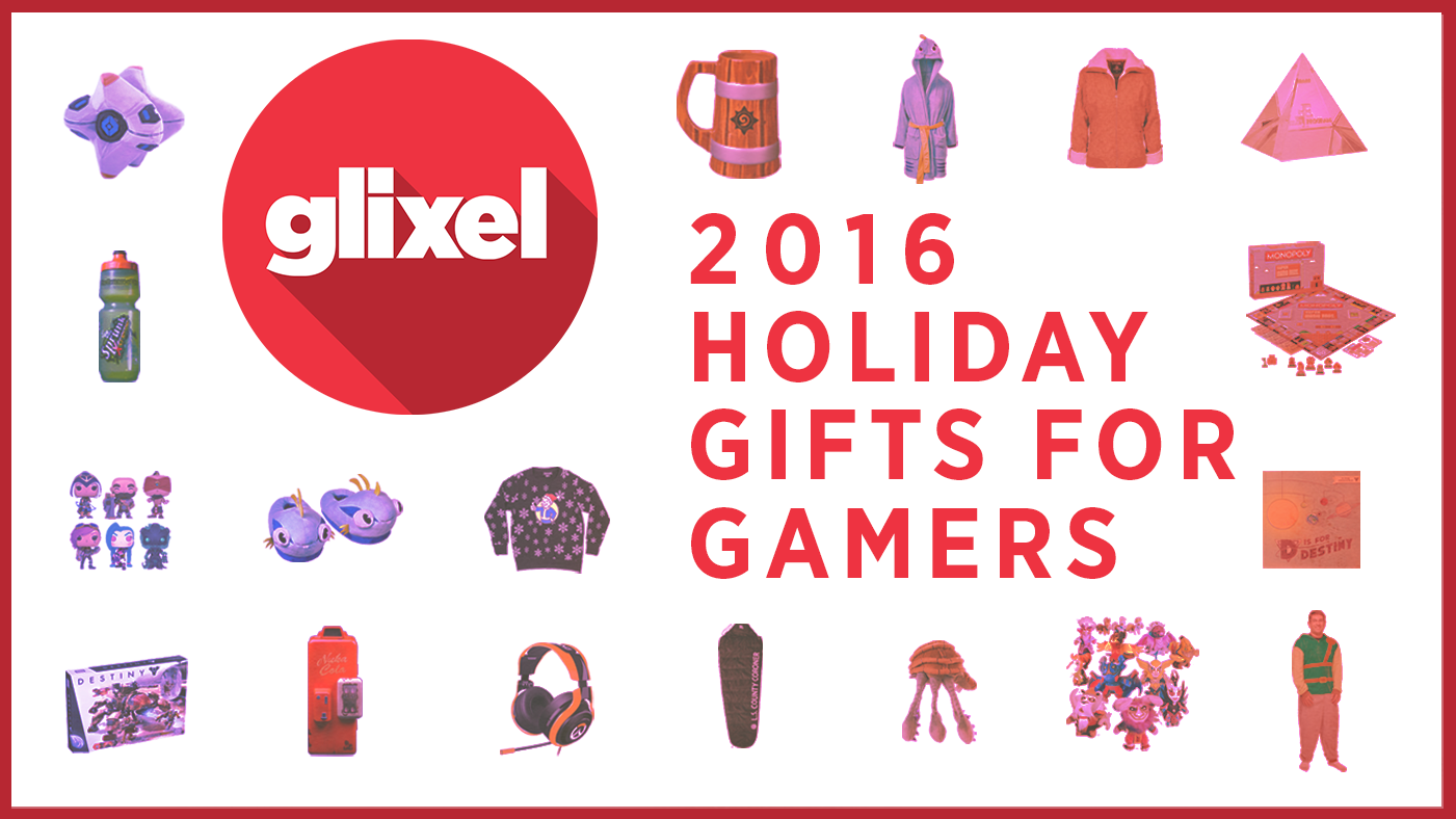 2016 Holiday Gifts for Gamers: 21 Perfect Presents – Rolling