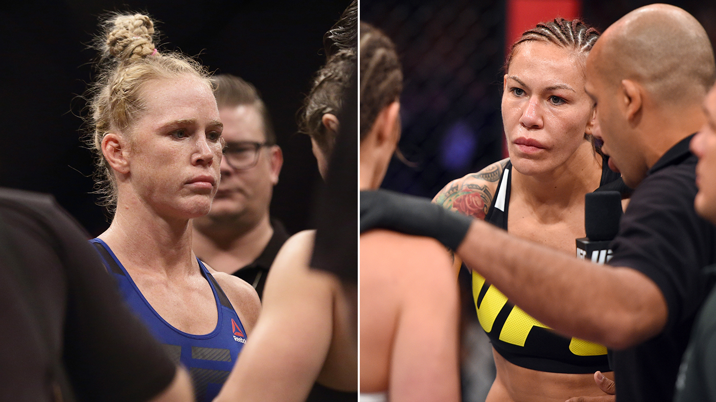 18fd0638b02c UFC 219: Cris Cyborg, Holly Holm Fight For History, Legacy – Rolling ...