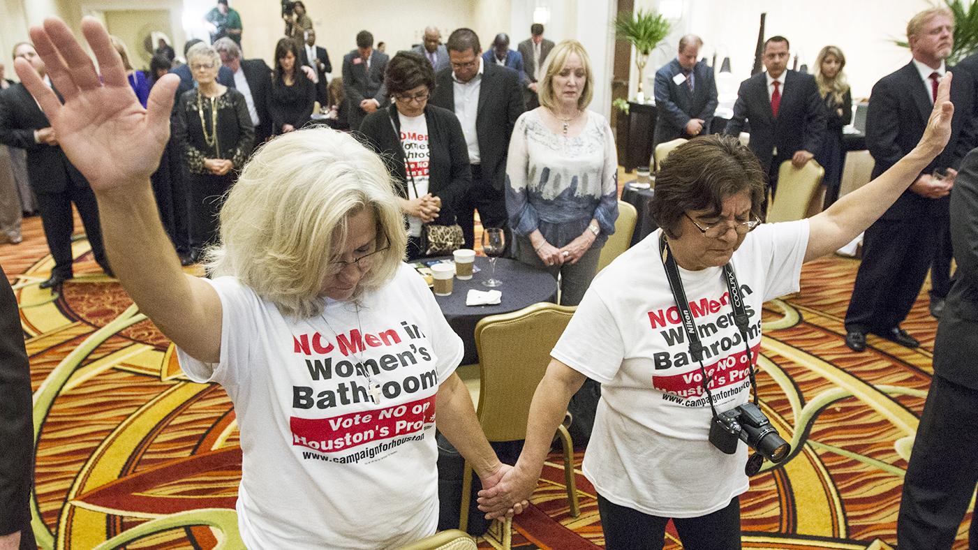 Houston War on Gays